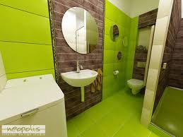 green tile bathroom ideas sophisticated scheme for creative green wall and floor tiles for