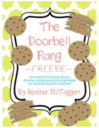 the doorbell rang division book by heather mctaggart tpt