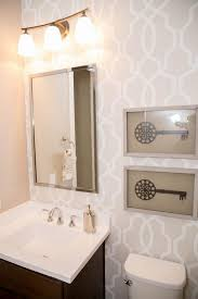 bathroom wallpaper designs bathroom design bathroom wallpaper design ideas vintage black