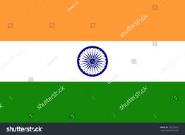 Cool Flags Flag India Official State Symbol Country Stock Vector 293302832
