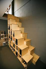 Apartment Stairs Design Enchanting Space Saving Stair For Apartment Design Inspiration
