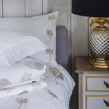 luxury embroidered bedding quilts u0026 bed linen graham u0026 green