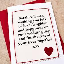 handmade personalised wedding card by jenny arnott cards u0026 gifts