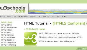 membuat web sederhana dengan javascript cara membuat halaman web sederhana dengan html wikihow