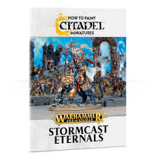 how to paint citadel miniatures stormcast eternals games