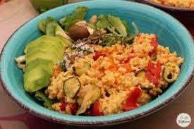cuisiner le millet millet aux légumes grillés recette végétale et sans gluten la