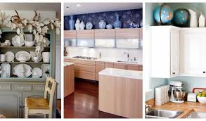decorating ideas above kitchen cabinets kitchen cabinet decor ideas amazing decorating ideas above kitchen