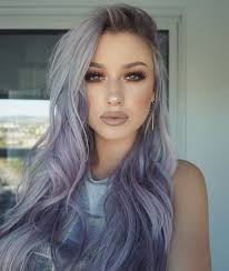 salt and pepper hair with lilac tips best 25 purple grey hair ideas on pinterest silver purple hair