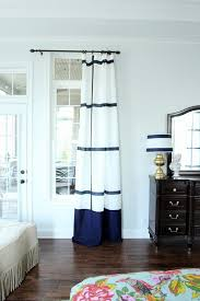 Blue And White Vertical Striped Curtains Coffee Tables Navy Blue And White Valance Navy Blue Valance