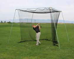 backyard golf practice archives cages plus