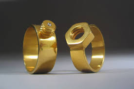 gorgeous wedding rings 25 creative and ring designs
