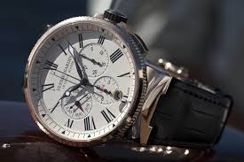 Nautical Themed Watches - a new nautical themed beauty from ulysse nardin the marine