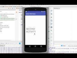 android studio button how to add button click event in android studio plus how to move