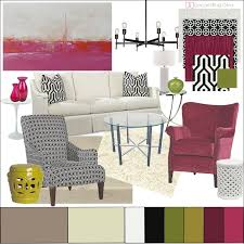 Home Decor Design Board Contemporary U0026 Feminine Loft Living Room U2013 Step By Step Guide To