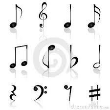 musical notes tattoo all the music notes music notes tattoos