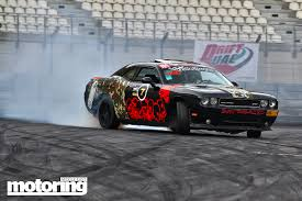 Dodge Challenger Drift Car - ahmed alamri wins 2013 2014 drift uaemotoring middle east car