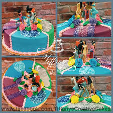 split princess cake tiffany u0027s creative cakes