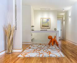 Home Dynamix Vinyl Floor Tiles by Home Dynamix Area Rugs Tanja Rug 4714 732 Ivory Orange Tanja