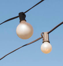 globe string lights brown wire duet globe string lights g30 g50 bulb 100 ft brown wire c7 pearl