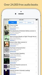 Free Audio Books For The Blind Librivox Audio Books On The App Store