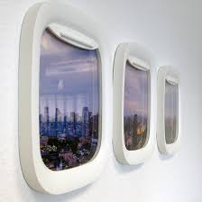 themed frames the view from your aeroplane porthole is air frames