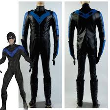 batman and robin halloween costumes for couples online buy wholesale nightwing costume from china nightwing