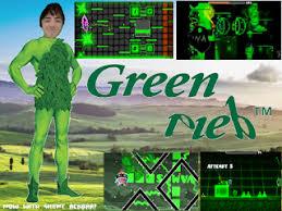 Green Man Meme - green meme