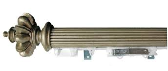 Drapery Rod Parts Custom Traverse Rods H T Barnes Co Inc