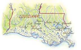Louisiana how to travel the world cheap images Travel guide south louisiana saveur jpg