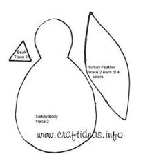 printable turkey cutout turkey stencils printable free download