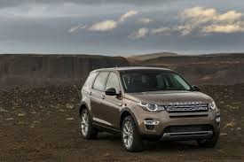 Exterior 2016 Land Rover Discovery Sport Review Photo On