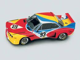 first bmw car ever made bmw art car 01 alexander calder united states 1975 bmw 3 0