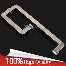 compare prices on frameless glass shower door handles online