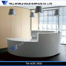 Small Office Reception Desk by Circular Reception Desk Hangzhouschool Info