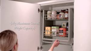 Kitchen Cabinet Joinery Standard Pull Down Shelf From Howdens Joinery Youtube