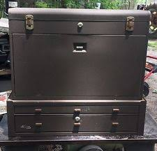 Kennedy Tool Box Side Cabinet Kennedy Industrial Tooling Storage U0026 Cabinets Ebay