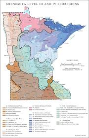 Minnesota United States Map by List Of Ecoregions In Minnesota Wikipedia