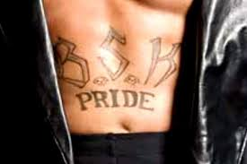 the undertaker u0027s tattoos what do they mean
