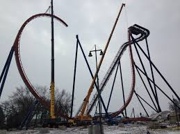 by the numbers cedar point s valravn roller coaster wkyc