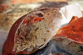 cuisiner un tourteau recette de crabe et carrelet chez becky et liz de cuisine