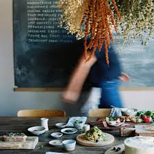 Table On Ten In The Kitchen With Make And Stow An Editorial For Loom Curated
