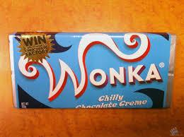 wonka bars where to buy wonka s chilly chocolate creme chocolate bar prop