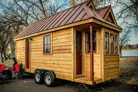 5 tiny houses on trailers that you can pull behind a truck