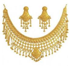 necklace with price images Heavy bridal gold necklace buy in mumbai jpeg