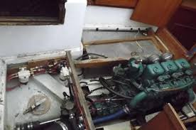 wanted wanted transmission for a v p md17c in an albin 25