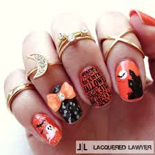 halloween halloween nail art design ideas designs gallery easy