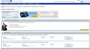 united airlines baggage fees 203 u2014 nyc to from new orleans nonstop incl thanksgiving r t