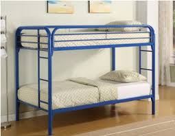 Bunk Bed With Mattress Twin Bunkbed