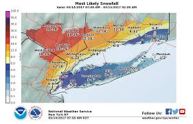 Boston Vs New York Map by Snowstorm Stella Effects On New York Philly Boston And Dc