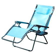 Reclining Gravity Chair Jeco Oversized Zero Gravity Chair With Sunshade And Drink Tray Set